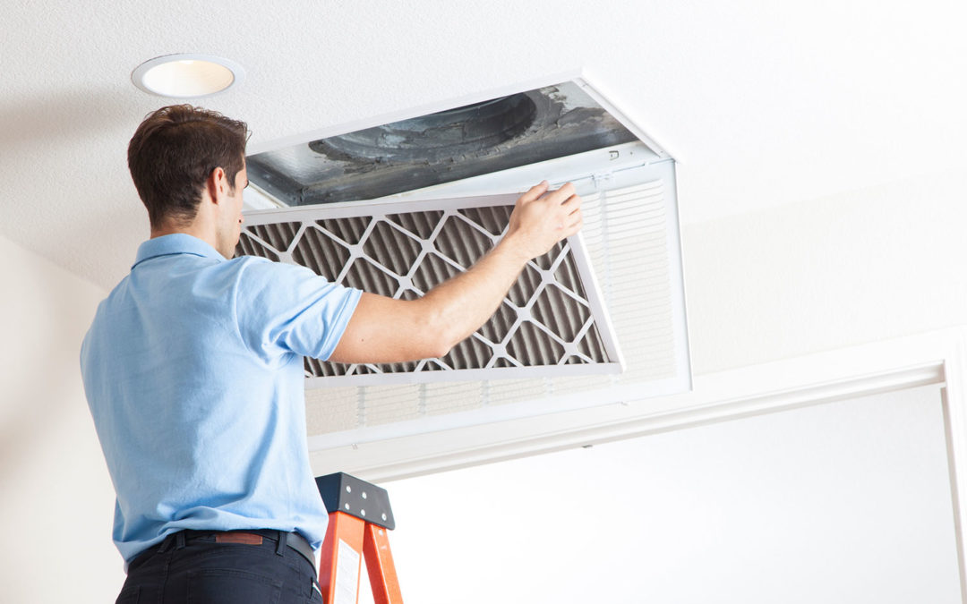 Indoor Air Quality – get your Ducts in a row